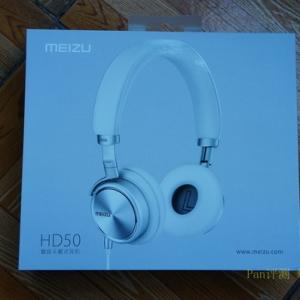 原创 精致细腻 能歌会诵 魅族头戴式耳机HD50印象