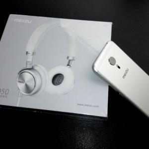 魅族HD50头戴式耳机开箱与试听