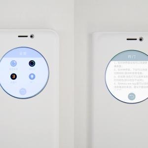 魅族 Loop Jacket 环窗智能保护套使用教程
