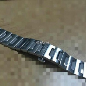 机械表金属材质 魅族智能手表表带曝光