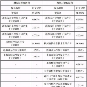 魅族去年亏10亿,天音控股估值:305亿元!