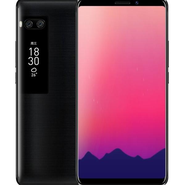 魅族MX7全面屏旗舰手机渲染图曝光,将于2018年初发布