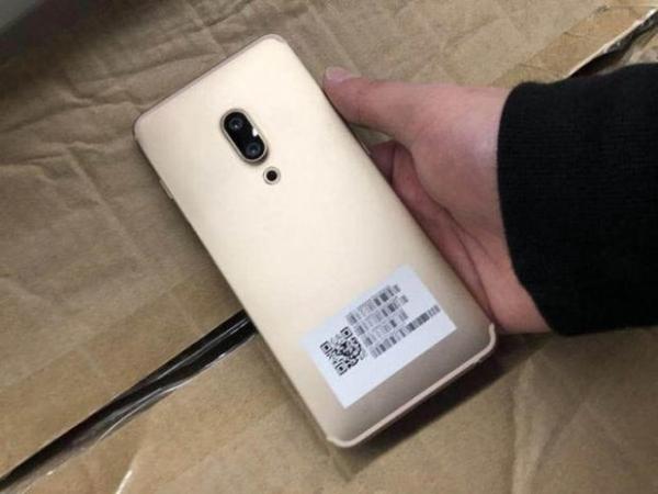 魅蓝全面屏手机E3曝光 侧面指纹 后置双摄环形闪光灯